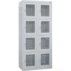 Шкаф с акриловыми дверьми ШО-400/2-8А