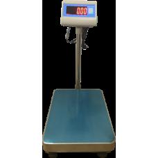 Весы товарные платформенные ВПД405Е-Т150Т Днепровес до 150 кг.