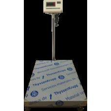Весы товарные электронные ВПД608A до 300 кг с функцией автоссумирования