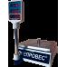 Весы торговые электронные ВТД-Т2-СВ до 6 кг Днепровес со стойкой