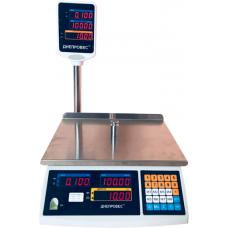 Весы торговые электронные ВТД-ЕД Про Днепровес