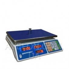 Весы торговые ВТД 6Л2