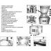 Упаковщик вакуумный Apach AVM 308L