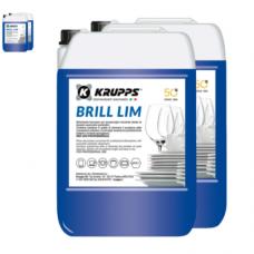 Средство ополаскивающее Krupps CB5X2RU BRILL LIM (набор:  2 канистры по 5 кг)
