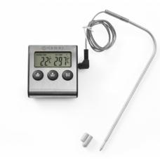 Термометр-таймер с зондом HENDI 271346