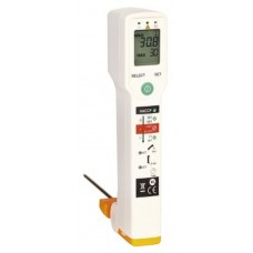 Термометр бесконтактный с зондом FLUKE FOOD PRO PLUS HENDI 271469