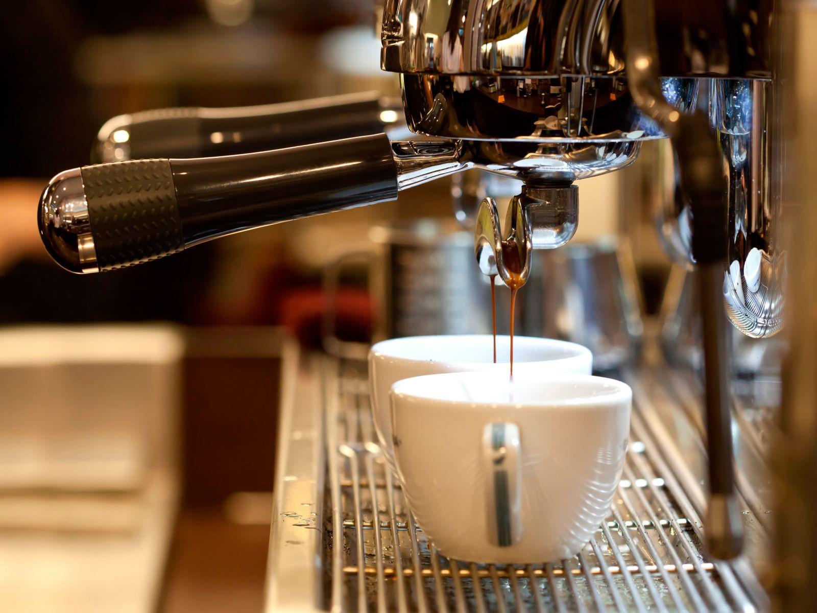 Кофе машина для бара