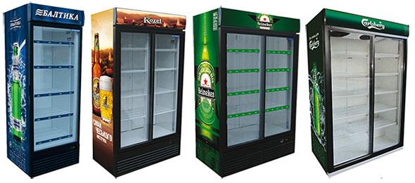 Холодильные шкафы UBC