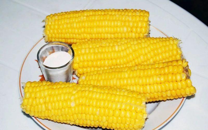 Оборудование для варки кукурузы