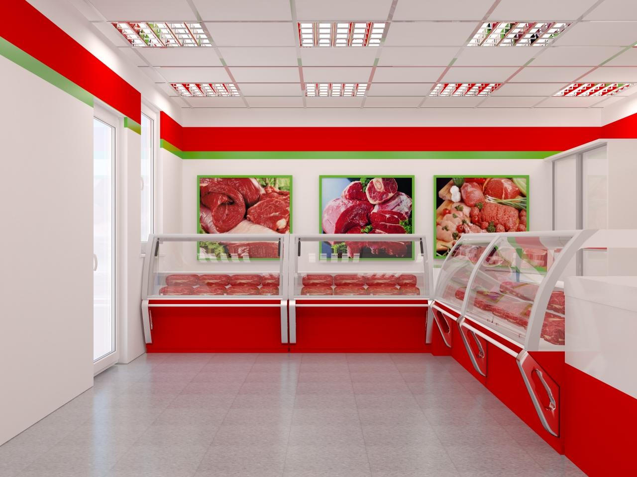 Открыть мясной магазин с нуля
