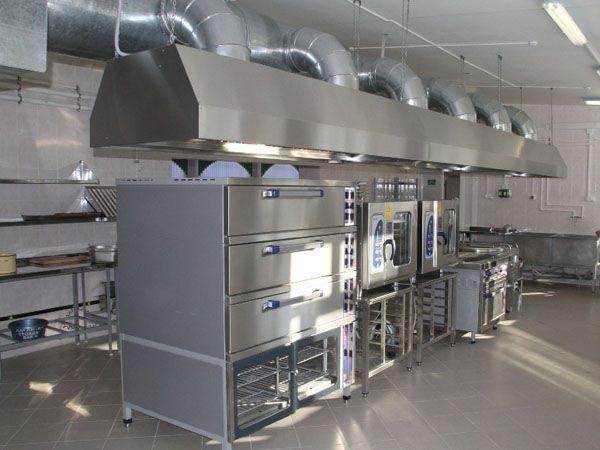 Оборудование для пищеблока столовой, школы, детского сада