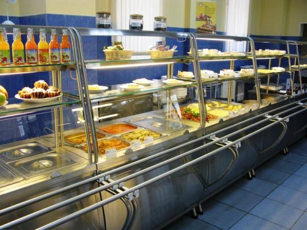 Оборудование пищеблока - линии раздачи