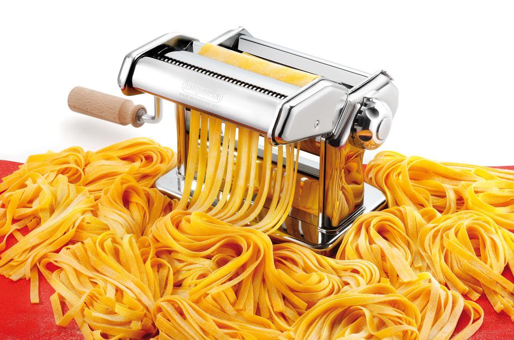 Купить тестораскатку IMPERIA IPASTA SP.150 для дома и мини ресторана