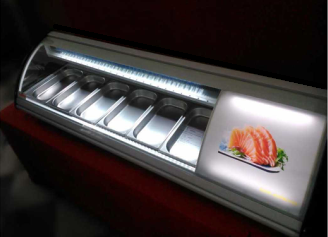 Витрины для суши