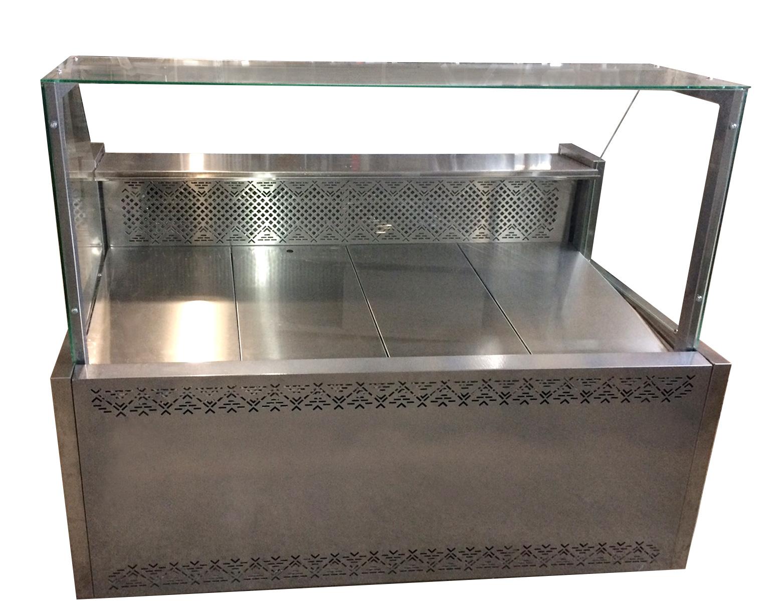Витрина холодильная Куб Пальмира, ВХСК Пальмира Куб 1,3
