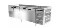 Холодильный стол Modern-Expo 2400, 4 двери