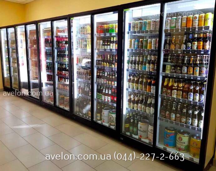Холодильный шкаф Ice Stream EXTRA LARGE UBC