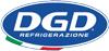 Морозильный шкаф DGD