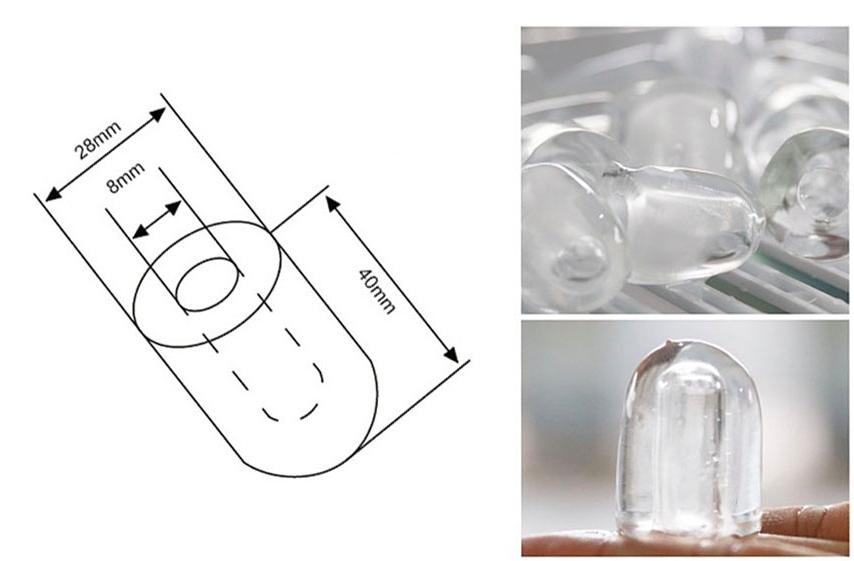 Пальчиковый лед, купить льдогенератор пальчикового типа