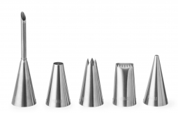 Кондитерские насадки из нержавеющей стали