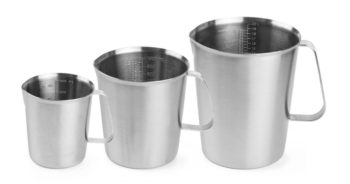 Мерные емкости, стаканы, чаши, кувшины