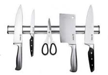 Магнитный держатель ножей планка